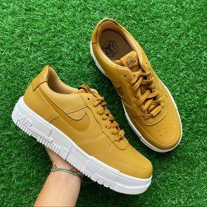Nike Air Force 1 Pixel Wheat